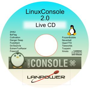 LanPower Games LinuxConsole 2.0
